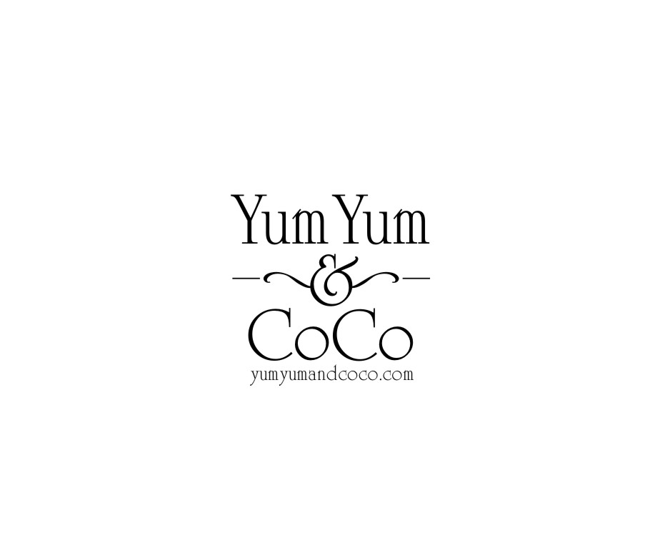 Logo Design by untung - Entry No. 146 in the Logo Design Contest Logo Design for YumYum & CoCo.