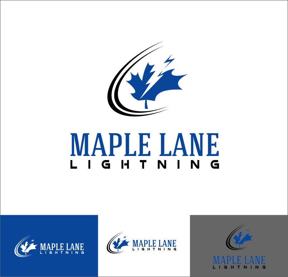 Logo Design by RasYa Muhammad Athaya - Entry No. 63 in the Logo Design Contest Maple Lane Logo Design.