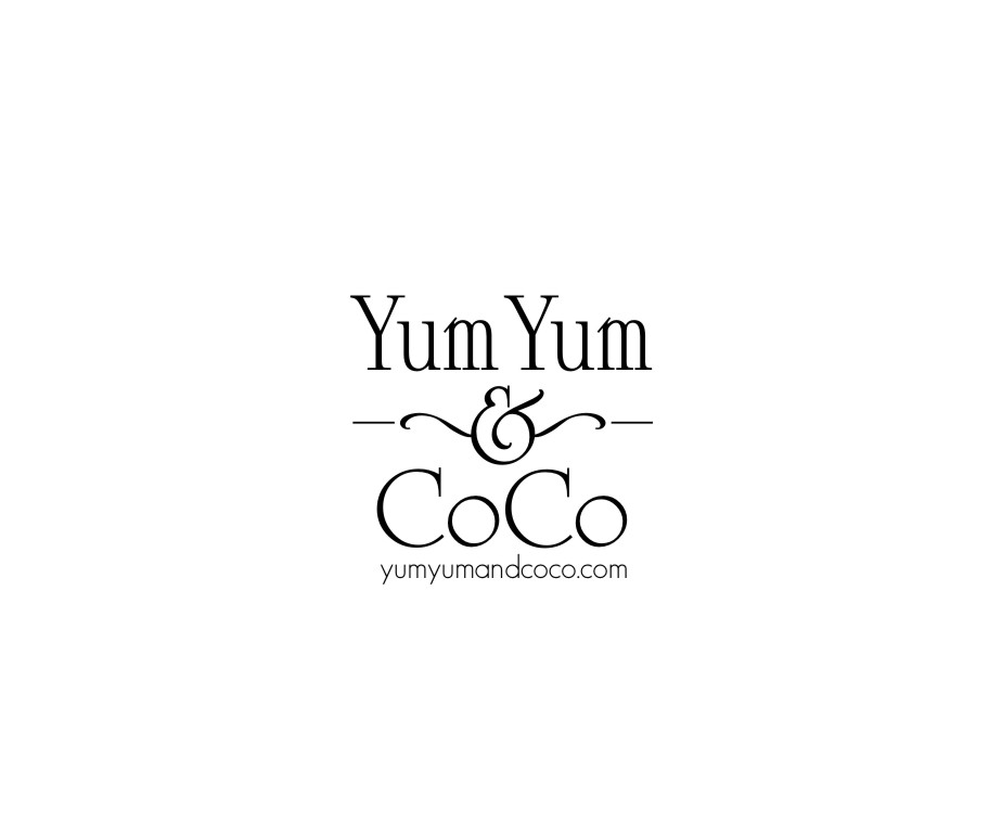 Logo Design by untung - Entry No. 149 in the Logo Design Contest Logo Design for YumYum & CoCo.