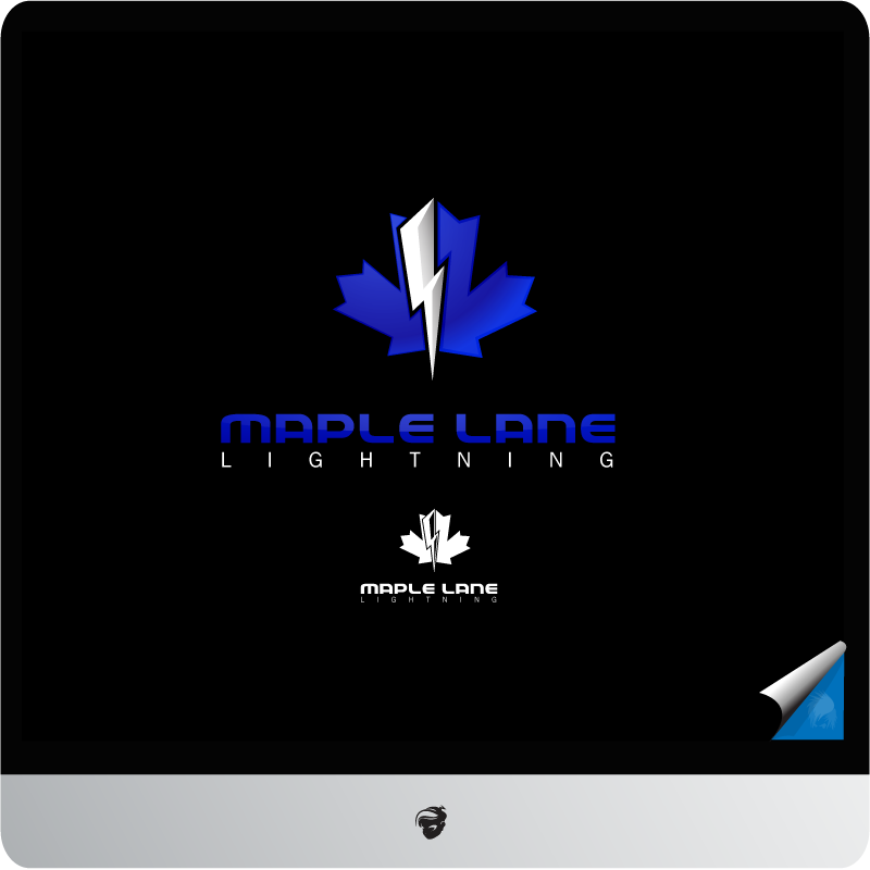 Logo Design by zesthar - Entry No. 70 in the Logo Design Contest Maple Lane Logo Design.