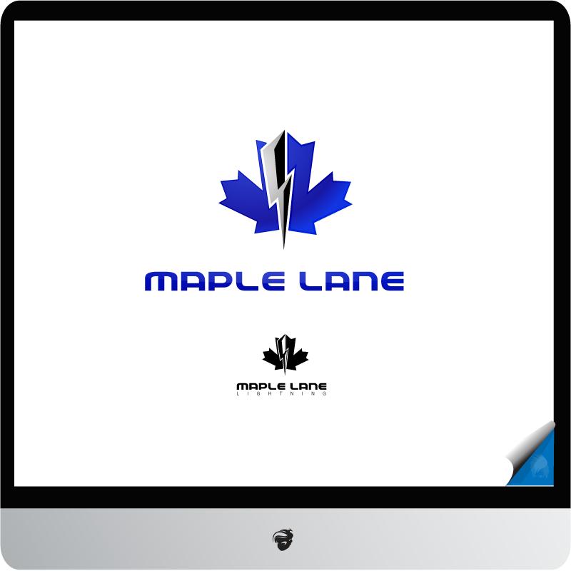 Logo Design by zesthar - Entry No. 71 in the Logo Design Contest Maple Lane Logo Design.