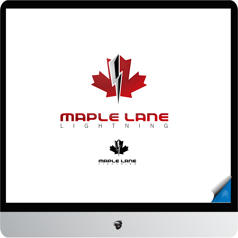 Logo Design by zesthar - Entry No. 72 in the Logo Design Contest Maple Lane Logo Design.