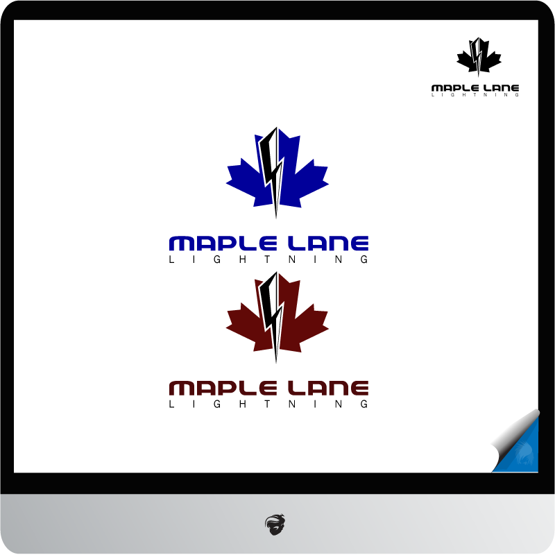 Logo Design by zesthar - Entry No. 73 in the Logo Design Contest Maple Lane Logo Design.