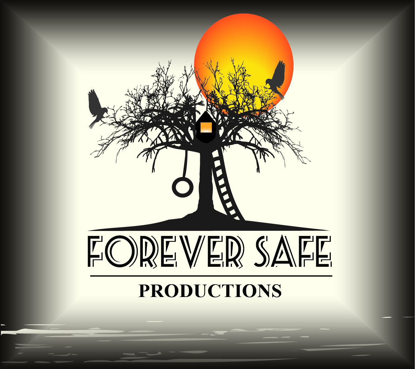 Logo Design by lde05 - Entry No. 38 in the Logo Design Contest Inspiring Logo Design for Forever Safe Productions.