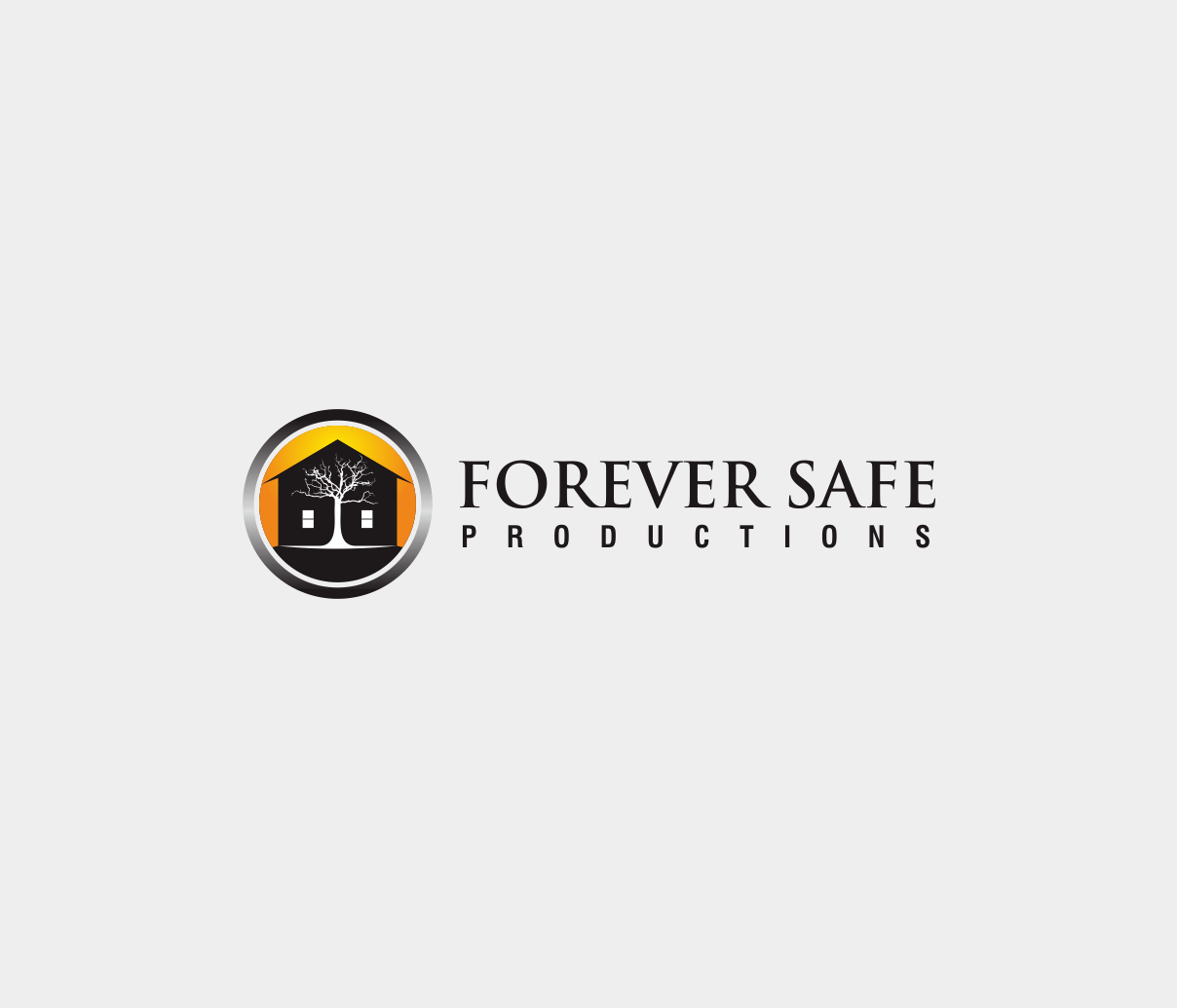 Logo Design by Armada Jamaluddin - Entry No. 39 in the Logo Design Contest Inspiring Logo Design for Forever Safe Productions.