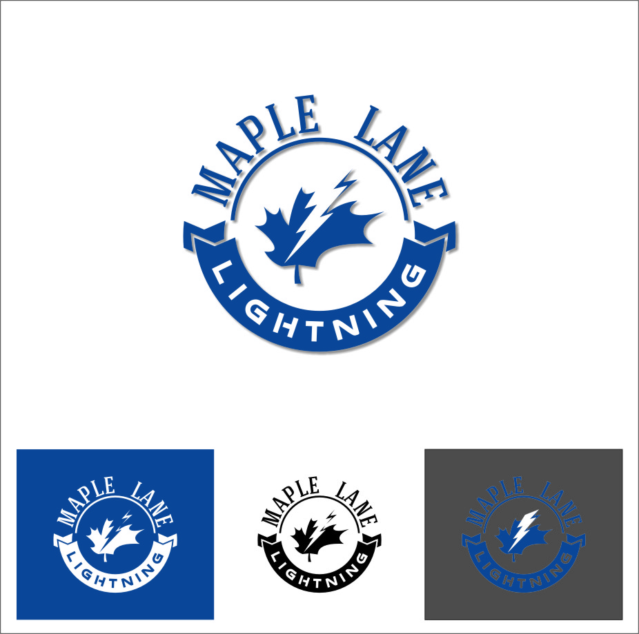 Logo Design by Ngepet_art - Entry No. 74 in the Logo Design Contest Maple Lane Logo Design.