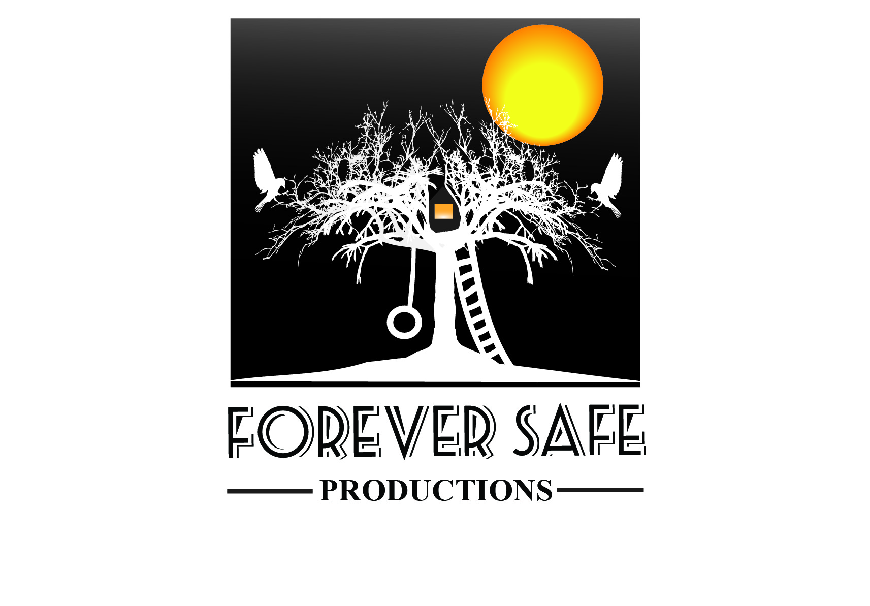 Logo Design by lde05 - Entry No. 42 in the Logo Design Contest Inspiring Logo Design for Forever Safe Productions.