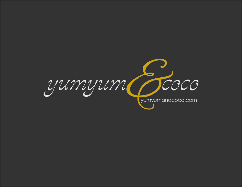 Logo Design by Ngepet_art - Entry No. 158 in the Logo Design Contest Logo Design for YumYum & CoCo.