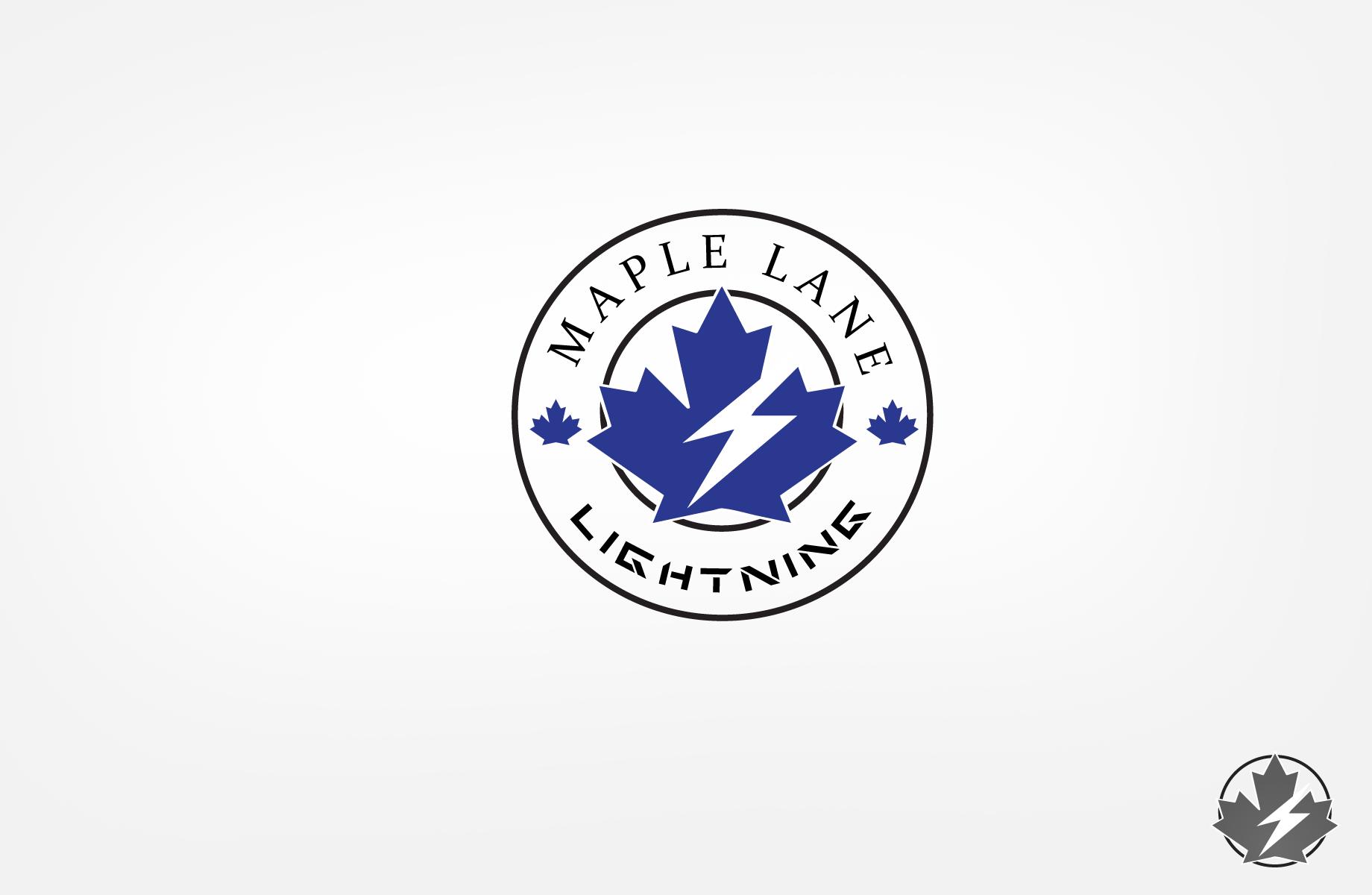 Logo Design by Jan Chua - Entry No. 81 in the Logo Design Contest Maple Lane Logo Design.