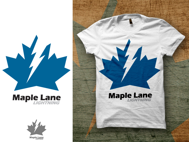 Logo Design by Jerameel Cabautan - Entry No. 83 in the Logo Design Contest Maple Lane Logo Design.