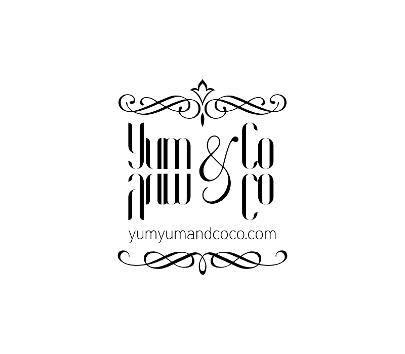 Logo Design by iwyn - Entry No. 160 in the Logo Design Contest Logo Design for YumYum & CoCo.