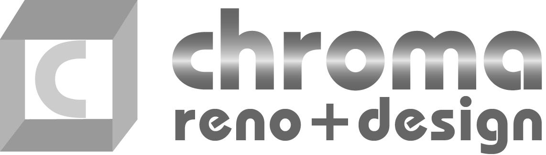Logo Design by Jonathan Aclado - Entry No. 19 in the Logo Design Contest Inspiring Logo Design for Chroma Reno+Design.