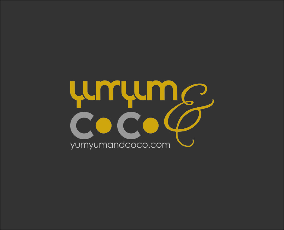Logo Design by Ngepet_art - Entry No. 167 in the Logo Design Contest Logo Design for YumYum & CoCo.