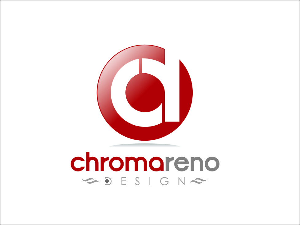 Logo Design by Ngepet_art - Entry No. 28 in the Logo Design Contest Inspiring Logo Design for Chroma Reno+Design.