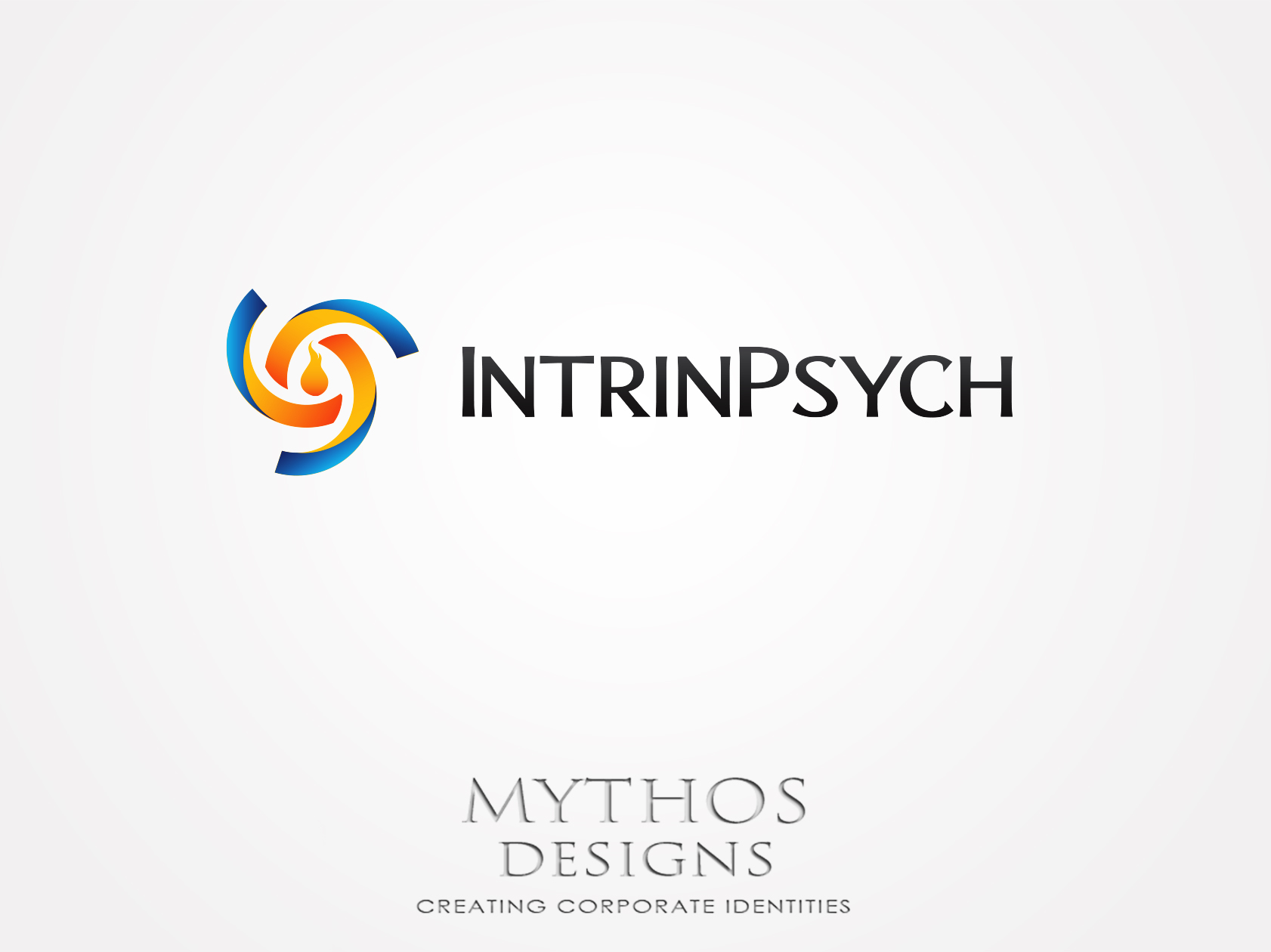 Logo Design by Mythos Designs - Entry No. 139 in the Logo Design Contest New Logo Design for IntrinPsych.