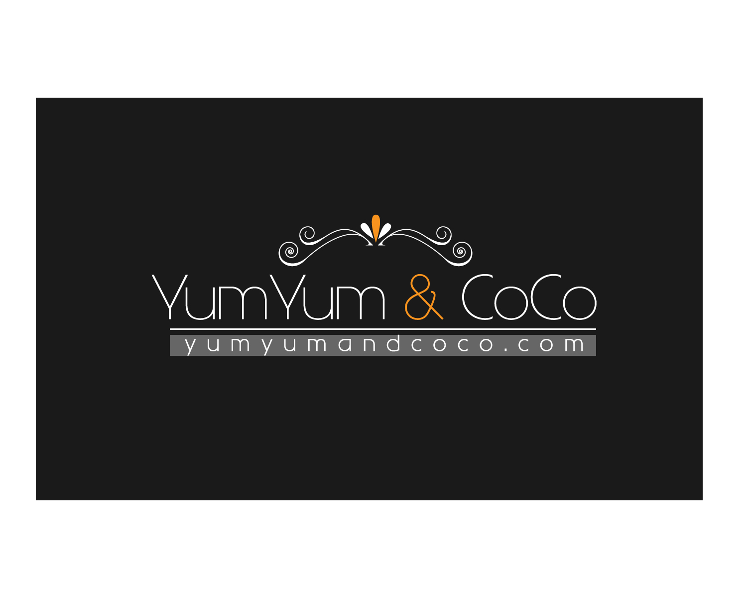 Logo Design by Jagdeep Singh - Entry No. 173 in the Logo Design Contest Logo Design for YumYum & CoCo.