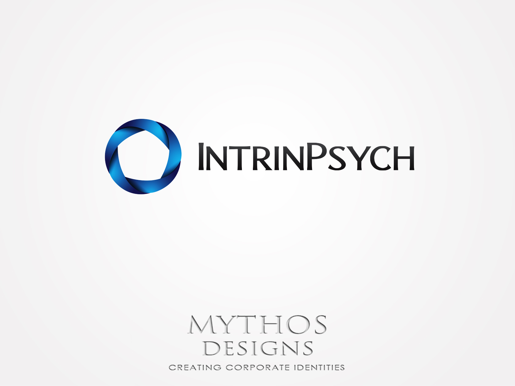 Logo Design by Mythos Designs - Entry No. 141 in the Logo Design Contest New Logo Design for IntrinPsych.