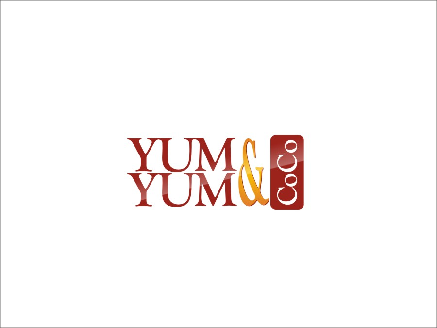 Logo Design by RED HORSE design studio - Entry No. 175 in the Logo Design Contest Logo Design for YumYum & CoCo.