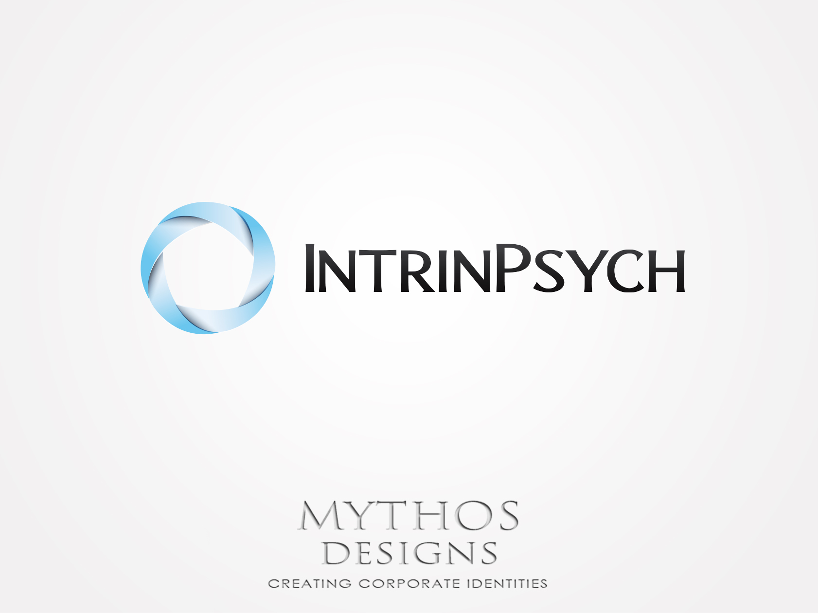 Logo Design by Mythos Designs - Entry No. 144 in the Logo Design Contest New Logo Design for IntrinPsych.