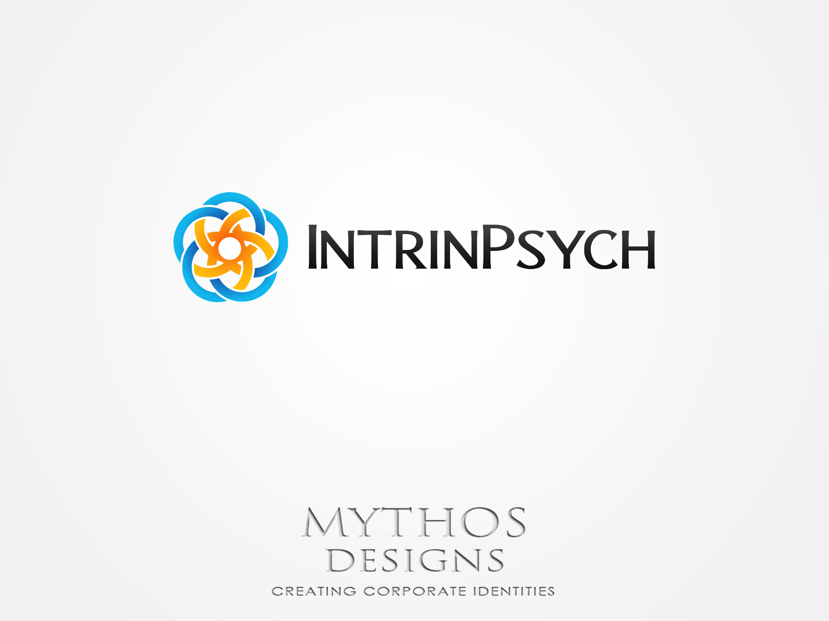 Logo Design by Mythos Designs - Entry No. 145 in the Logo Design Contest New Logo Design for IntrinPsych.