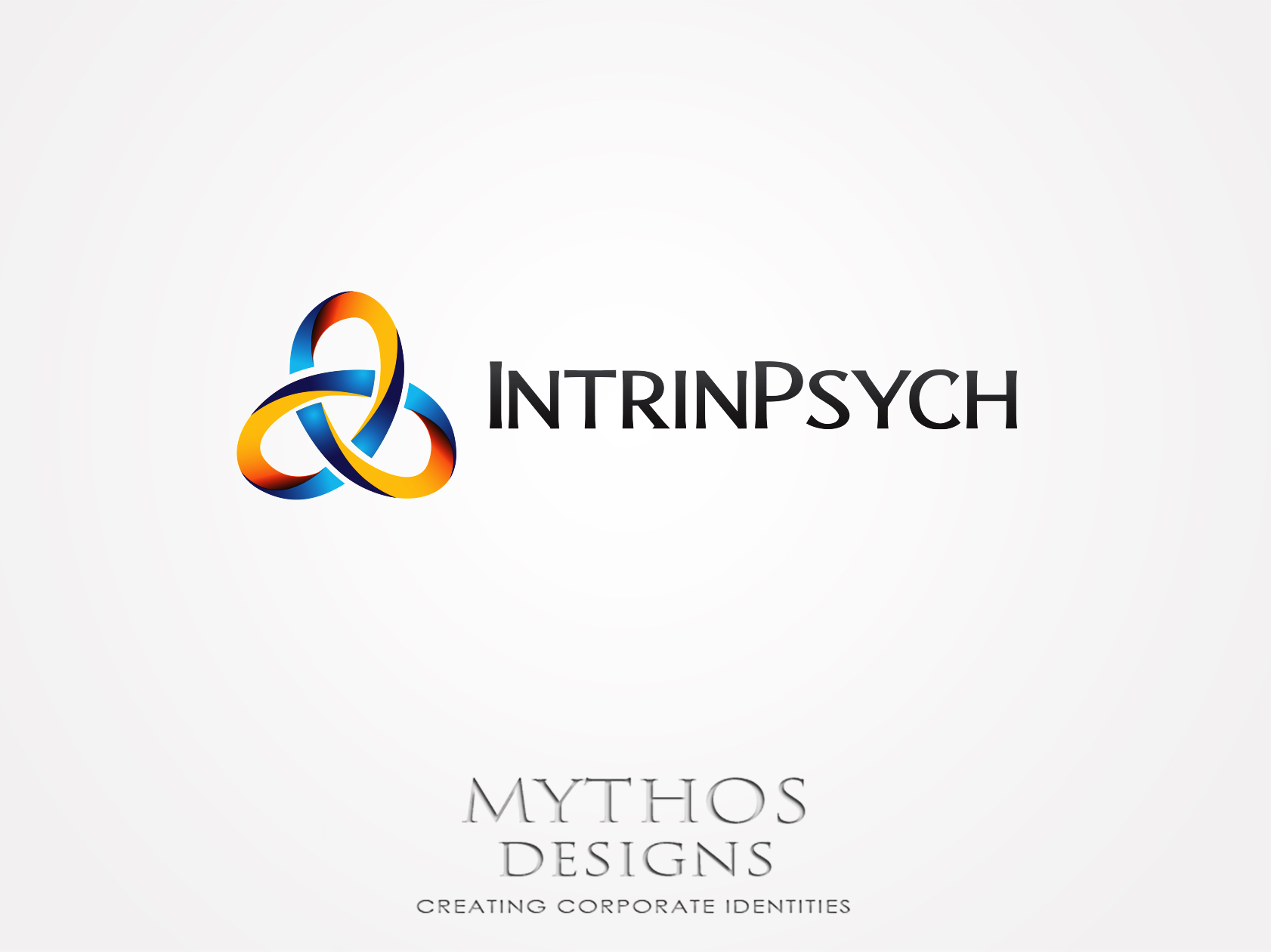 Logo Design by Mythos Designs - Entry No. 147 in the Logo Design Contest New Logo Design for IntrinPsych.