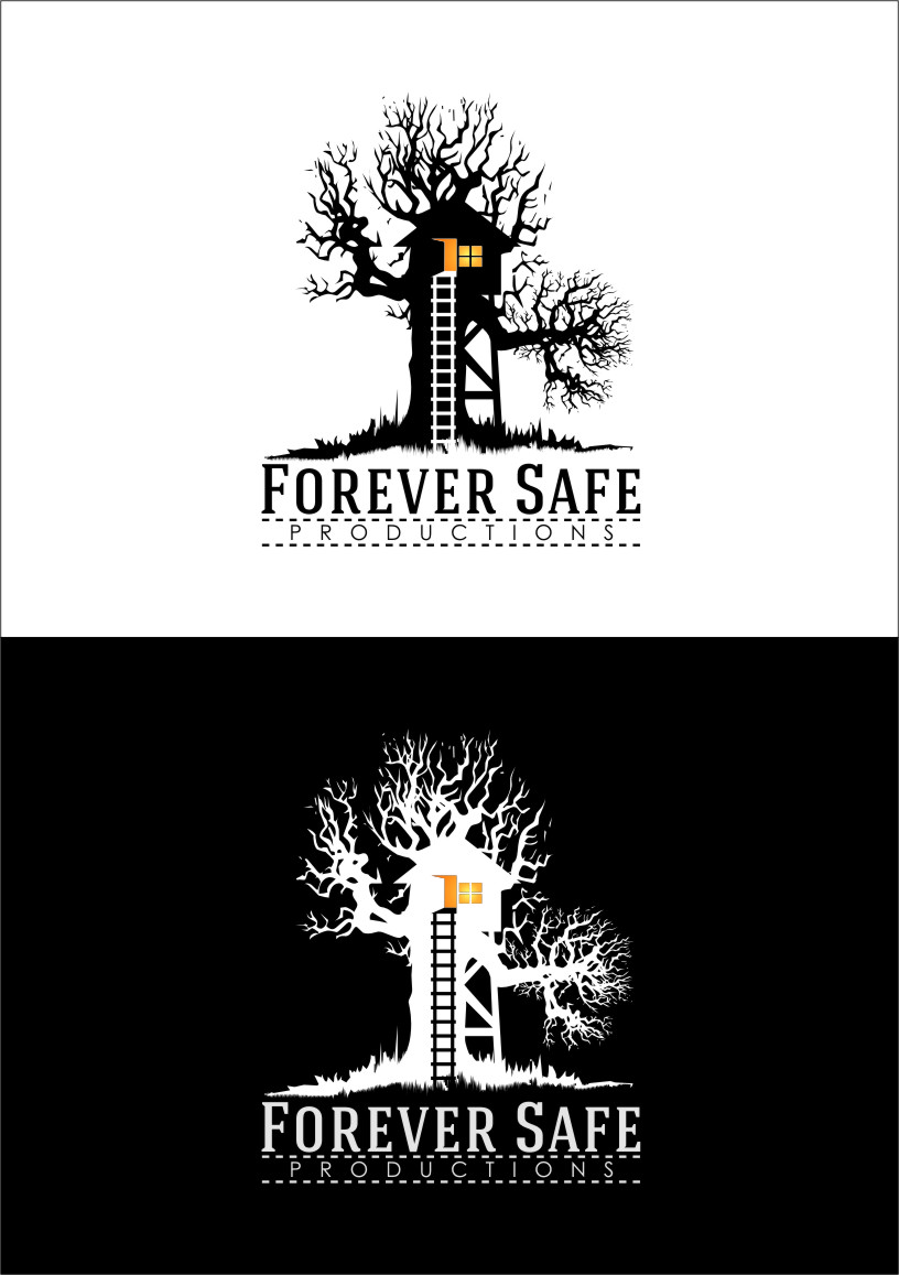 Logo Design by RasYa Muhammad Athaya - Entry No. 48 in the Logo Design Contest Inspiring Logo Design for Forever Safe Productions.