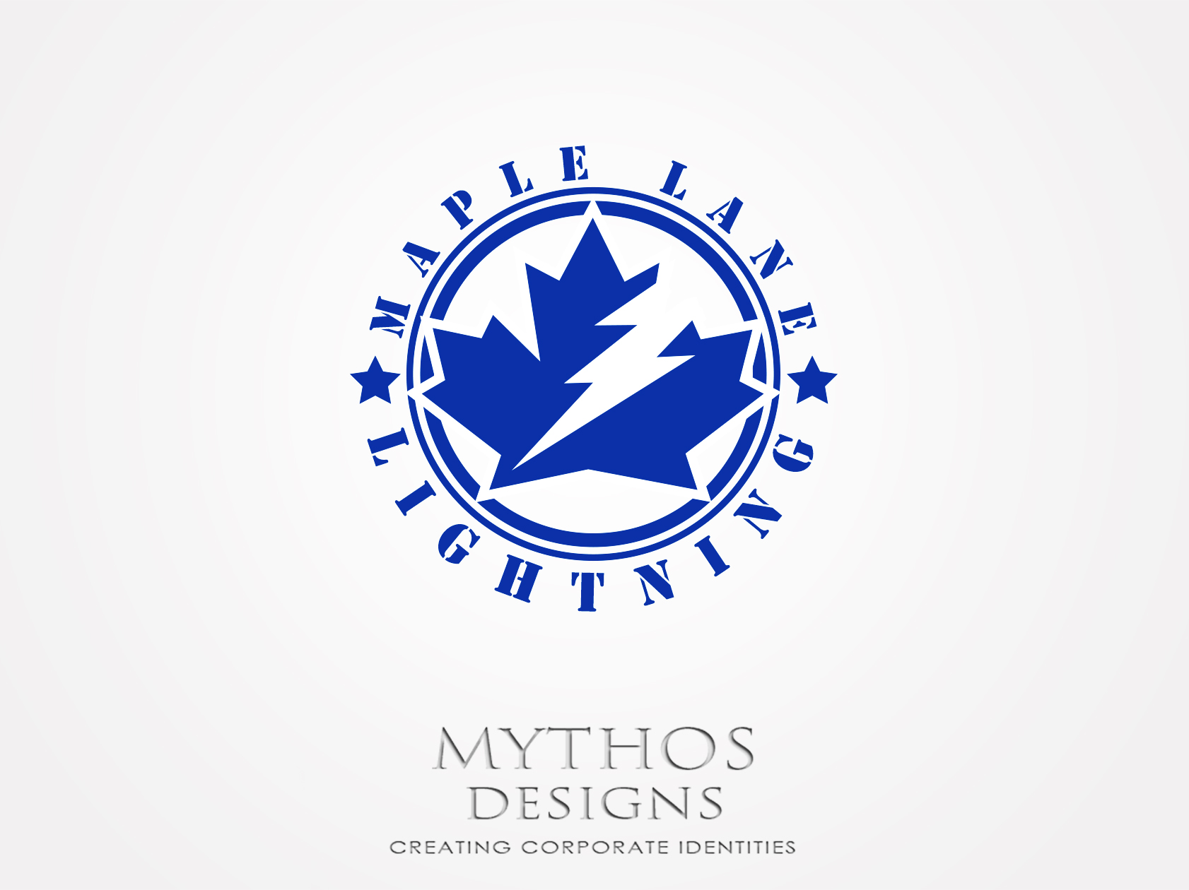 Logo Design by Mythos Designs - Entry No. 86 in the Logo Design Contest Maple Lane Logo Design.
