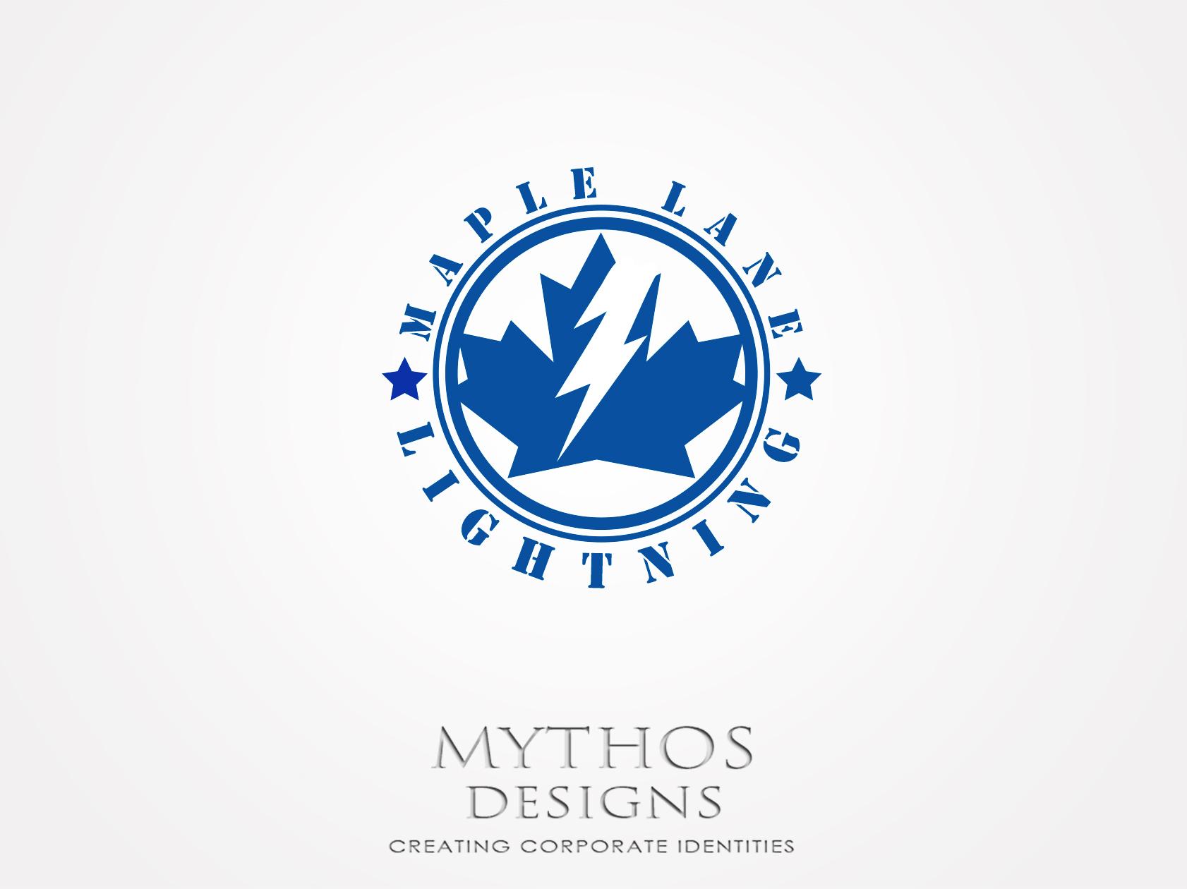 Logo Design by Mythos Designs - Entry No. 87 in the Logo Design Contest Maple Lane Logo Design.