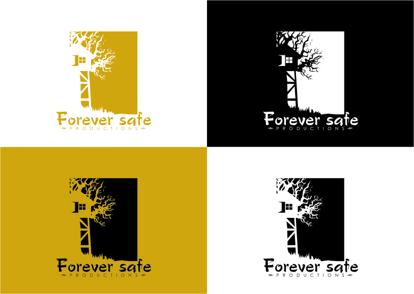 Logo Design by Ngepet_art - Entry No. 51 in the Logo Design Contest Inspiring Logo Design for Forever Safe Productions.