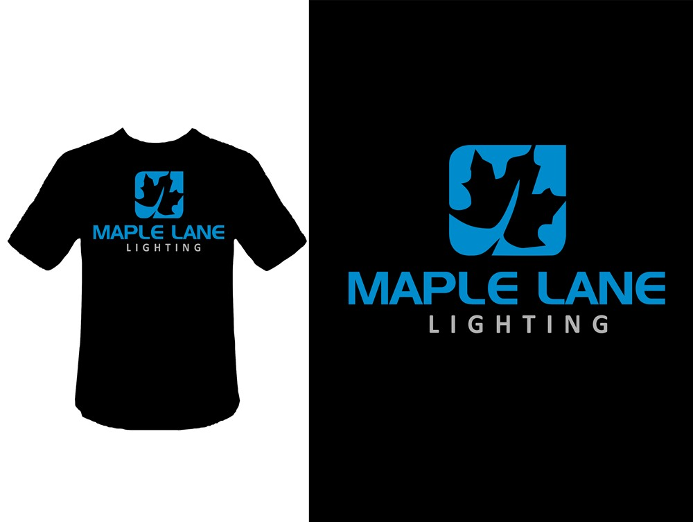 Logo Design by Respati Himawan - Entry No. 88 in the Logo Design Contest Maple Lane Logo Design.