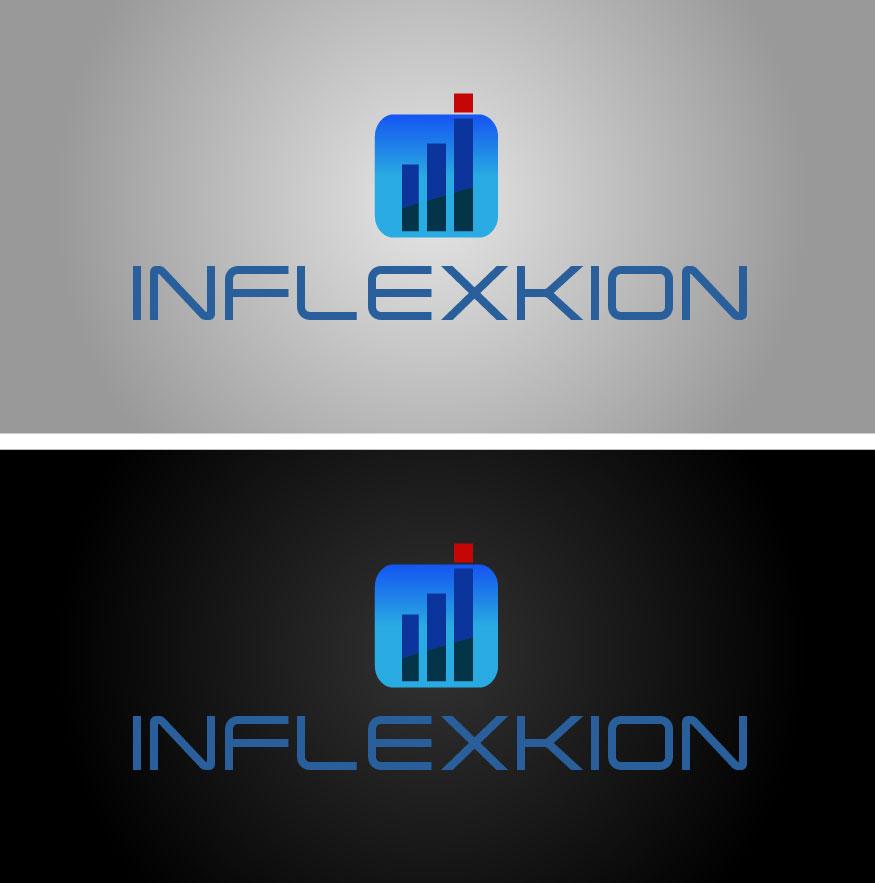 Logo Design by Boba Dizajn - Entry No. 8 in the Logo Design Contest Professional Logo Design for Inflekxion.