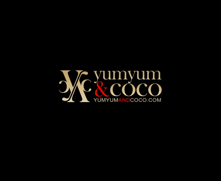 Logo Design by Juan_Kata - Entry No. 192 in the Logo Design Contest Logo Design for YumYum & CoCo.