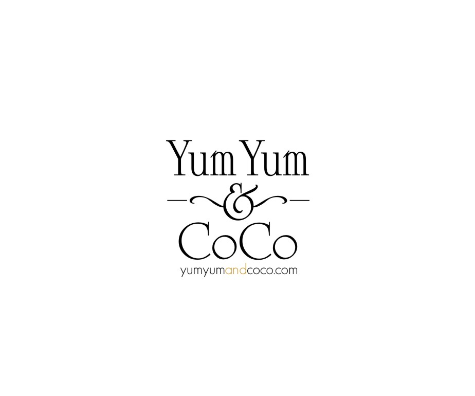 Logo Design by untung - Entry No. 194 in the Logo Design Contest Logo Design for YumYum & CoCo.