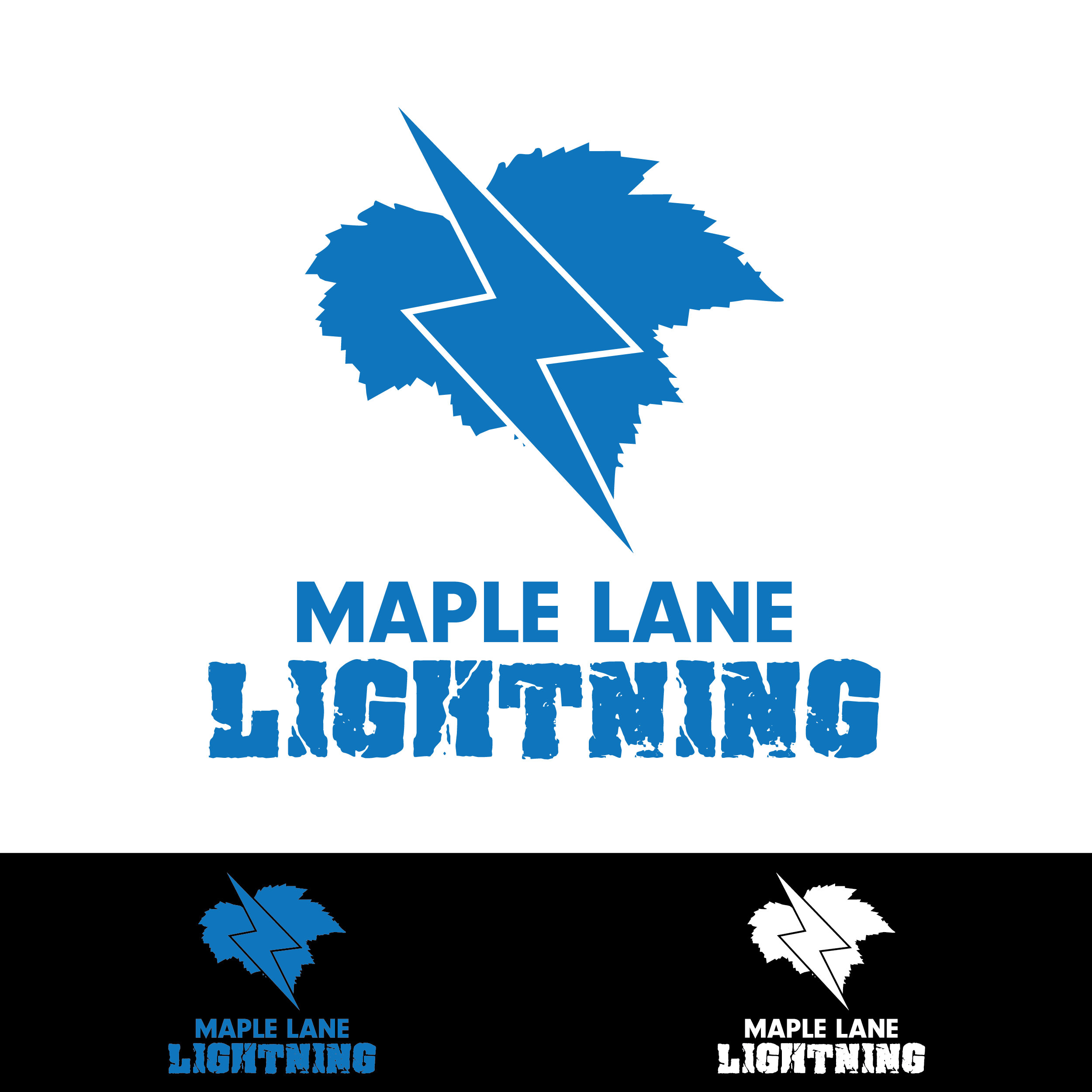 Logo Design by ojsgraphix - Entry No. 90 in the Logo Design Contest Maple Lane Logo Design.