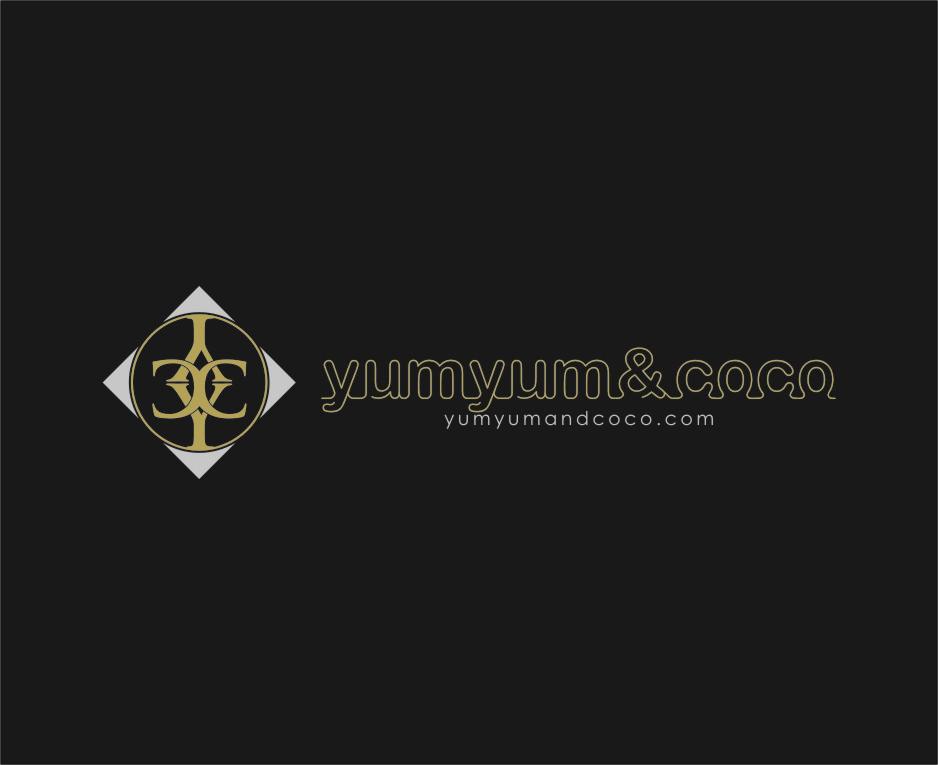 Logo Design by Ngepet_art - Entry No. 200 in the Logo Design Contest Logo Design for YumYum & CoCo.