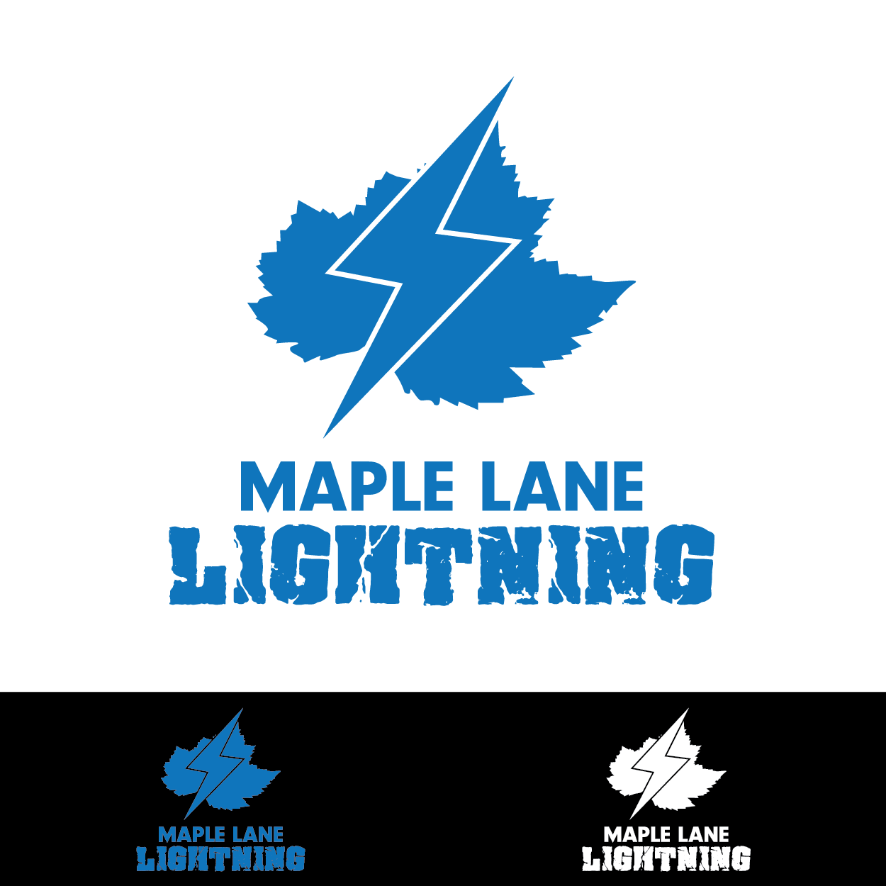 Logo Design by ojsgraphix - Entry No. 93 in the Logo Design Contest Maple Lane Logo Design.