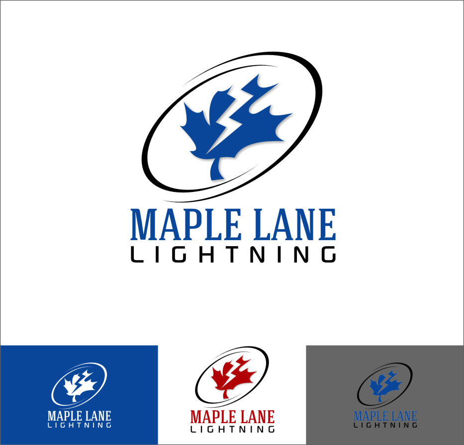 Logo Design by Ngepet_art - Entry No. 95 in the Logo Design Contest Maple Lane Logo Design.