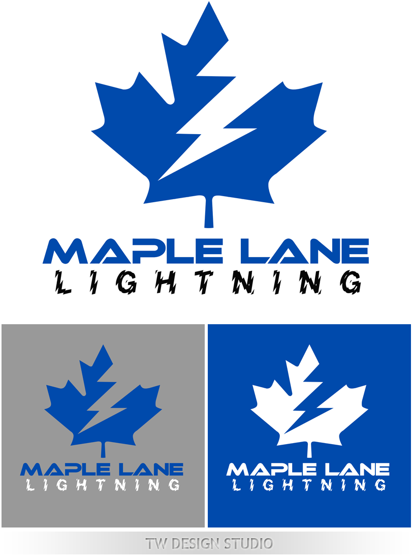 Logo Design by Private User - Entry No. 106 in the Logo Design Contest Maple Lane Logo Design.