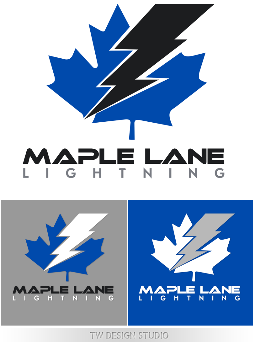 Logo Design by Robert Turla - Entry No. 108 in the Logo Design Contest Maple Lane Logo Design.