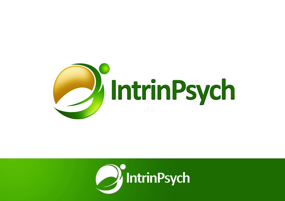 Logo Design by Respati Himawan - Entry No. 157 in the Logo Design Contest New Logo Design for IntrinPsych.