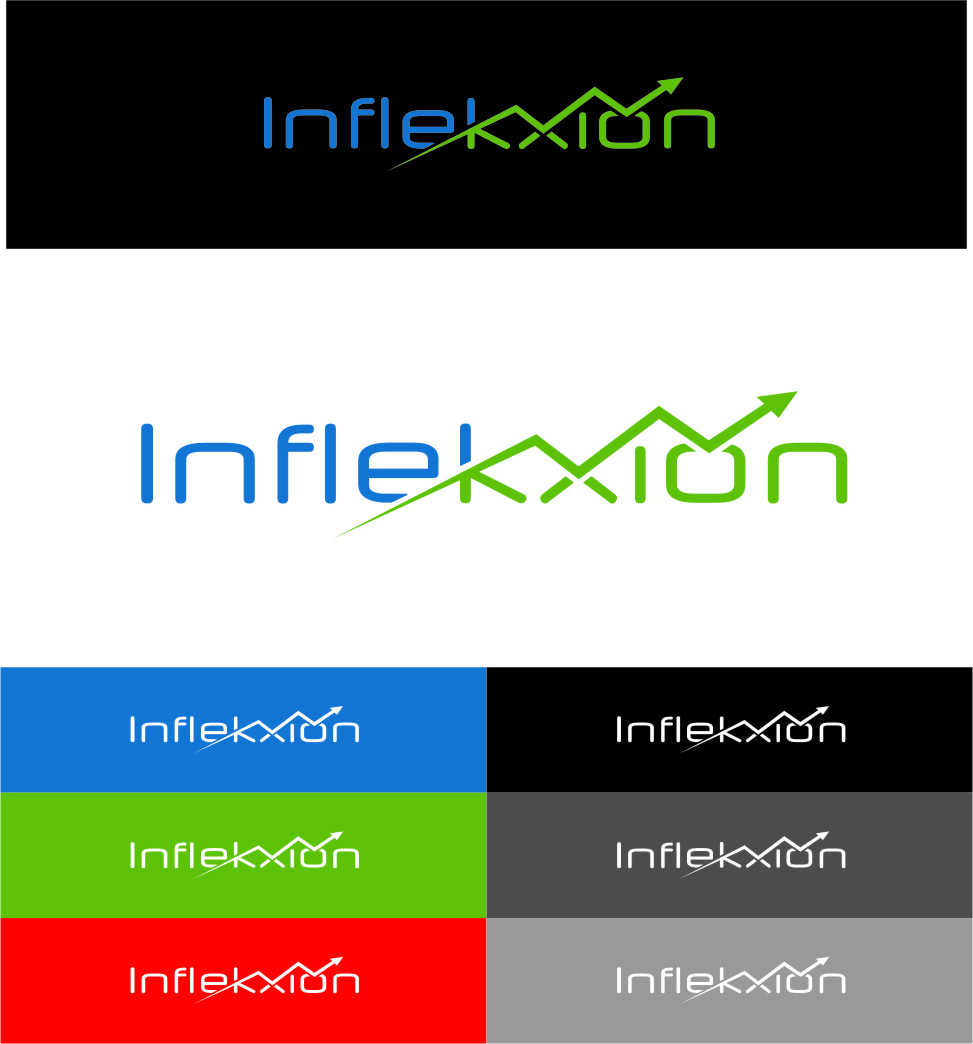 Logo Design by RasYa Muhammad Athaya - Entry No. 19 in the Logo Design Contest Professional Logo Design for Inflekxion.