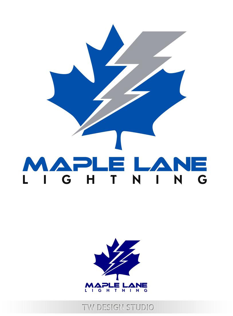 Logo Design by Robert Turla - Entry No. 121 in the Logo Design Contest Maple Lane Logo Design.