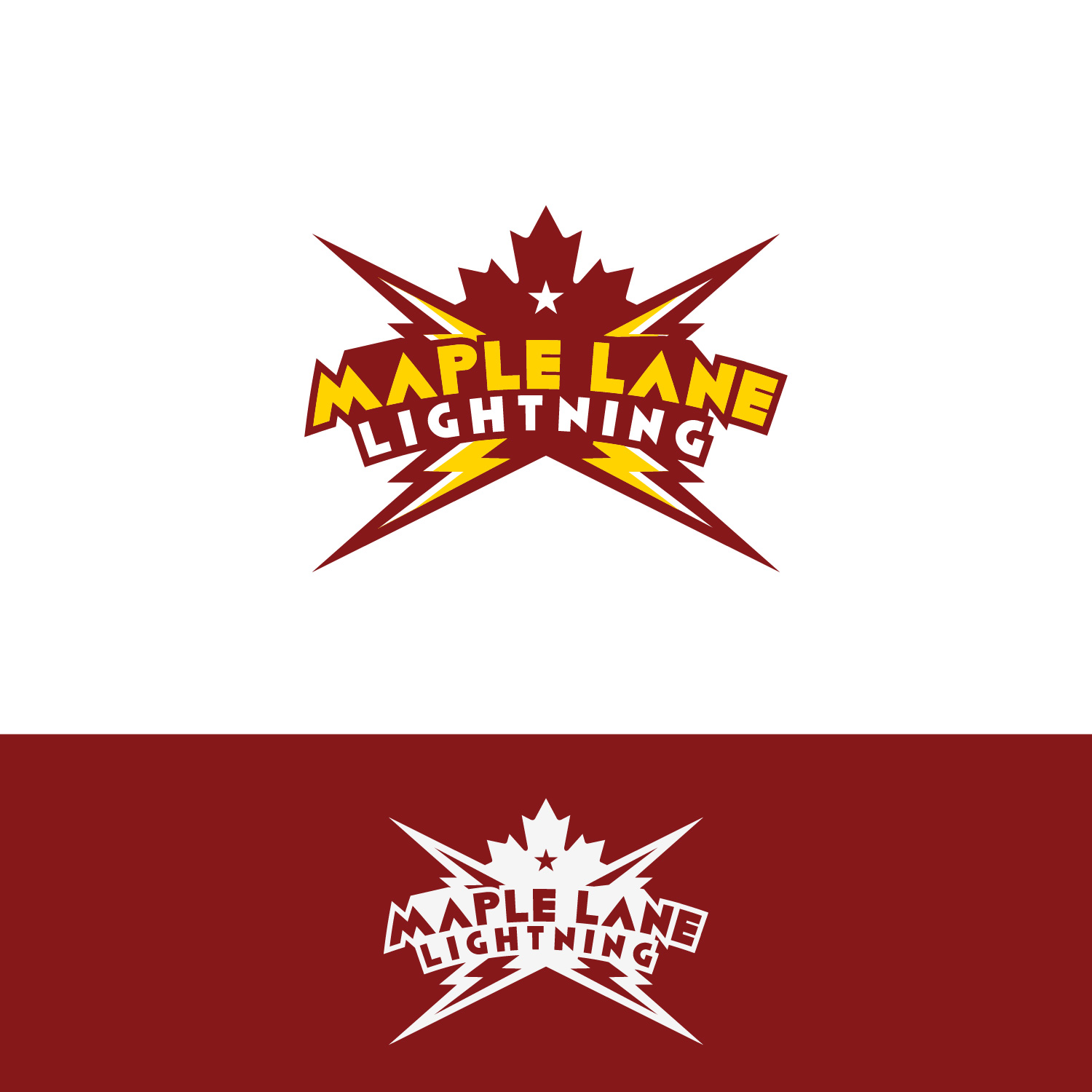 Logo Design by lagalag - Entry No. 125 in the Logo Design Contest Maple Lane Logo Design.
