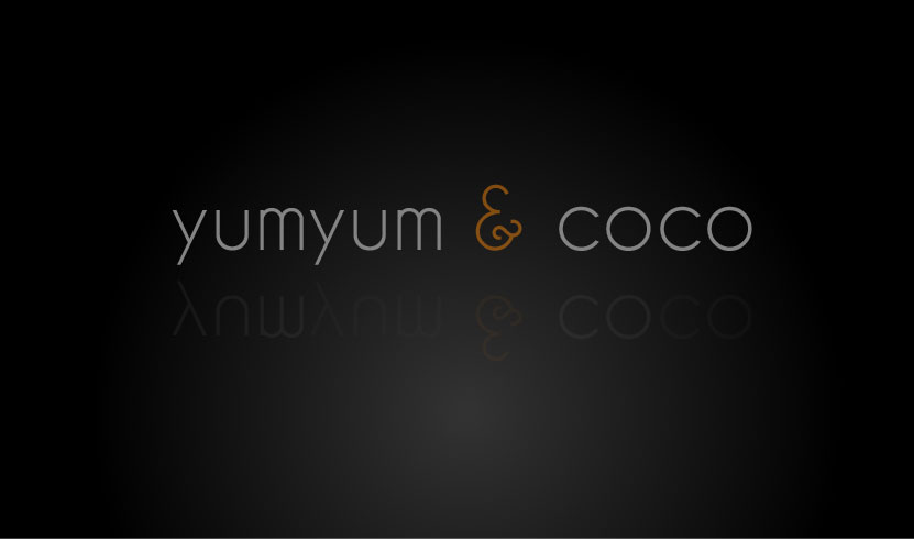 Logo Design by Boba Dizajn - Entry No. 207 in the Logo Design Contest Logo Design for YumYum & CoCo.