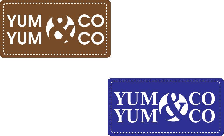 Logo Design by Private User - Entry No. 208 in the Logo Design Contest Logo Design for YumYum & CoCo.