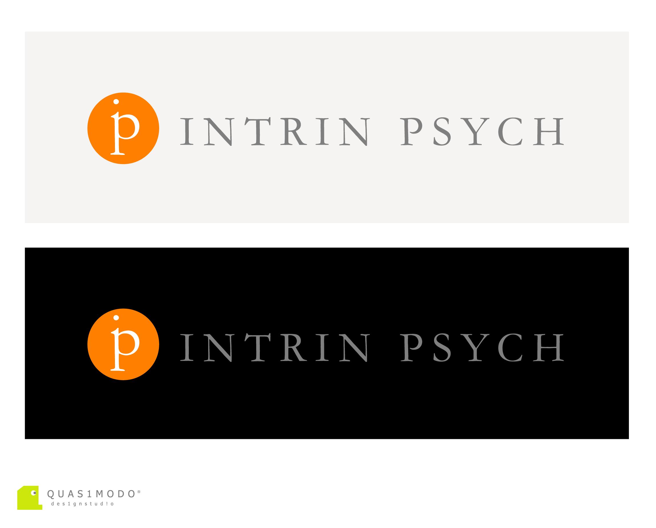Logo Design by DIMITRIOS PAPADOPOULOS - Entry No. 167 in the Logo Design Contest New Logo Design for IntrinPsych.