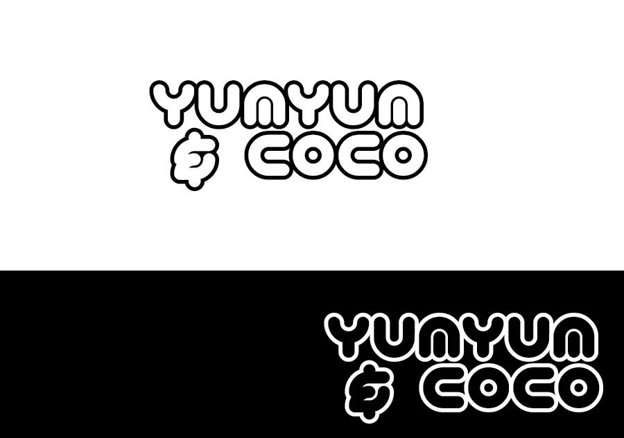 Logo Design by Private User - Entry No. 217 in the Logo Design Contest Logo Design for YumYum & CoCo.
