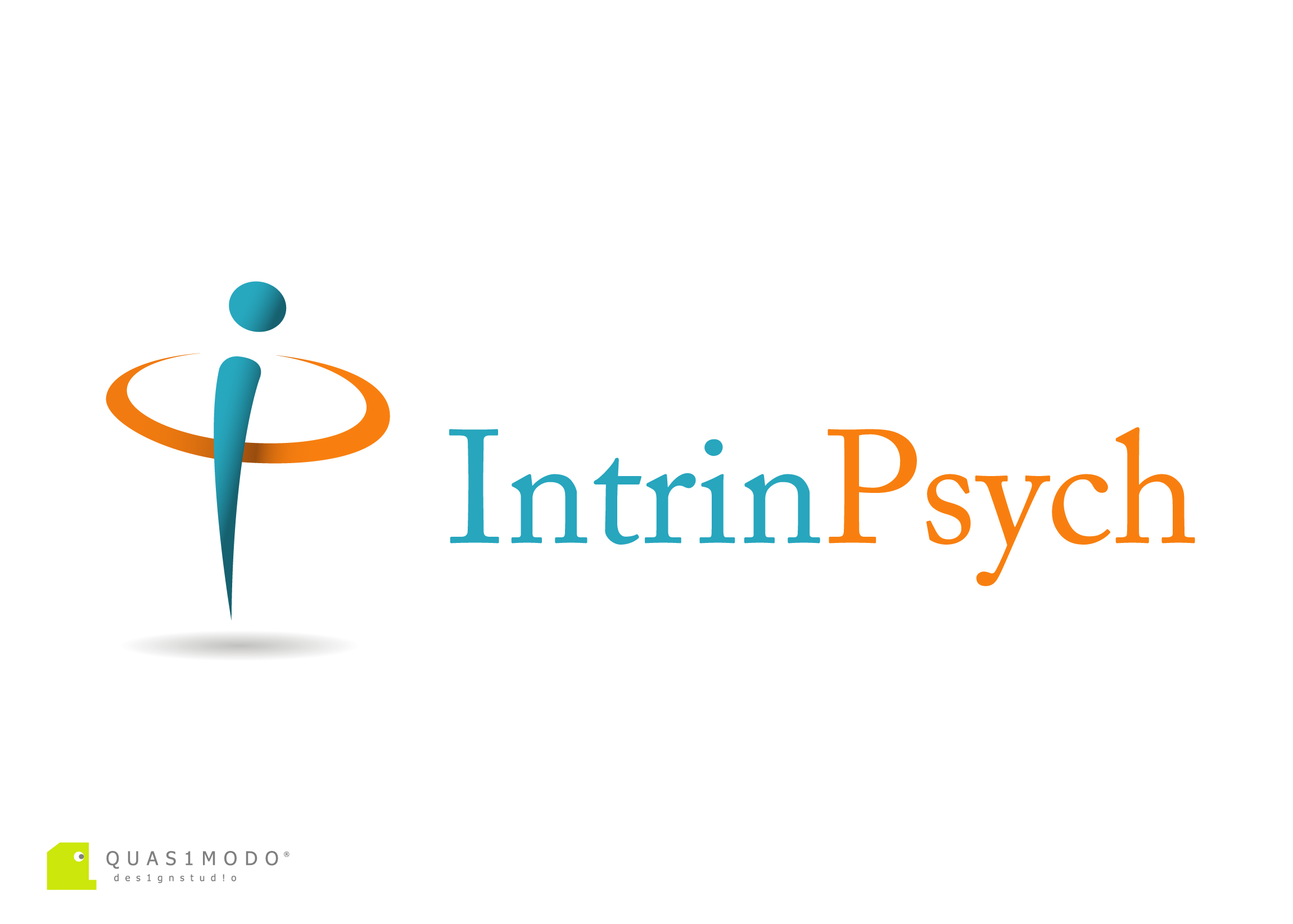 Logo Design by DIMITRIOS PAPADOPOULOS - Entry No. 169 in the Logo Design Contest New Logo Design for IntrinPsych.