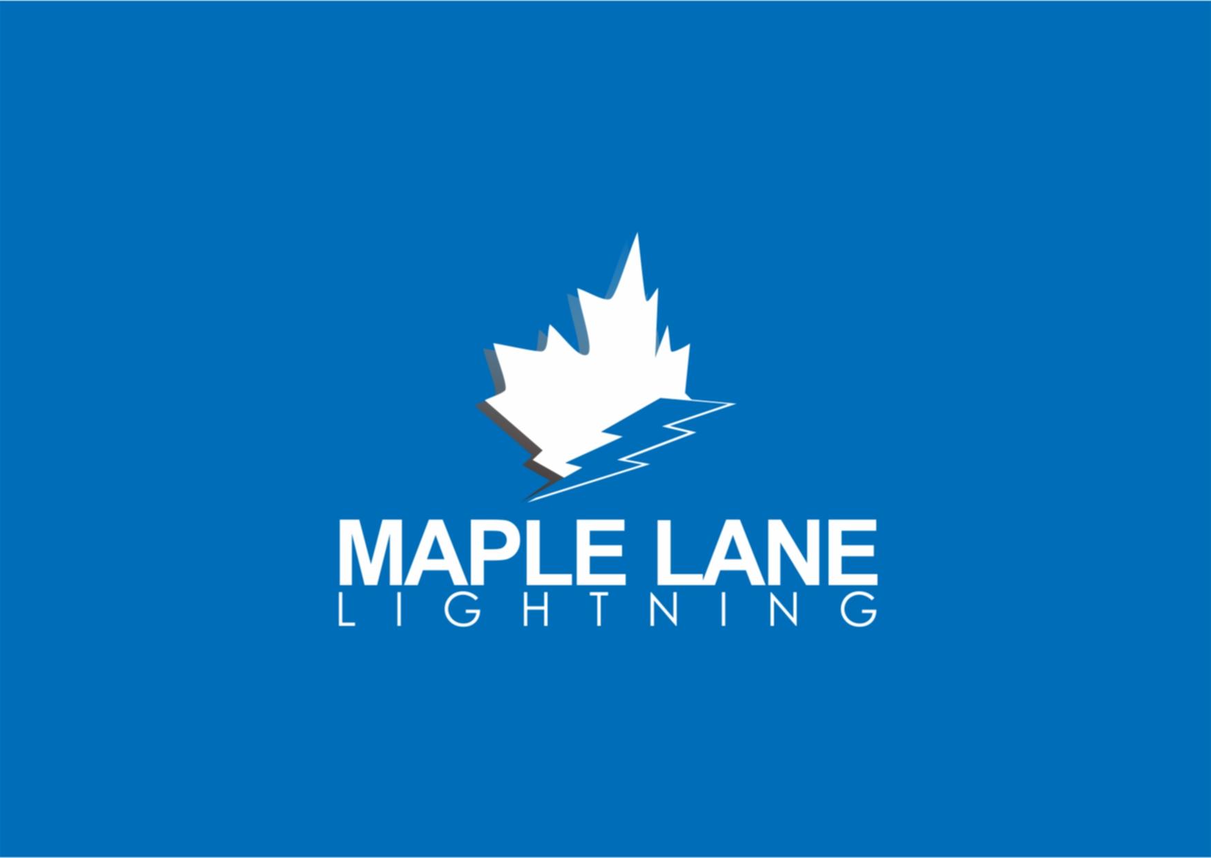 Logo Design by Private User - Entry No. 130 in the Logo Design Contest Maple Lane Logo Design.