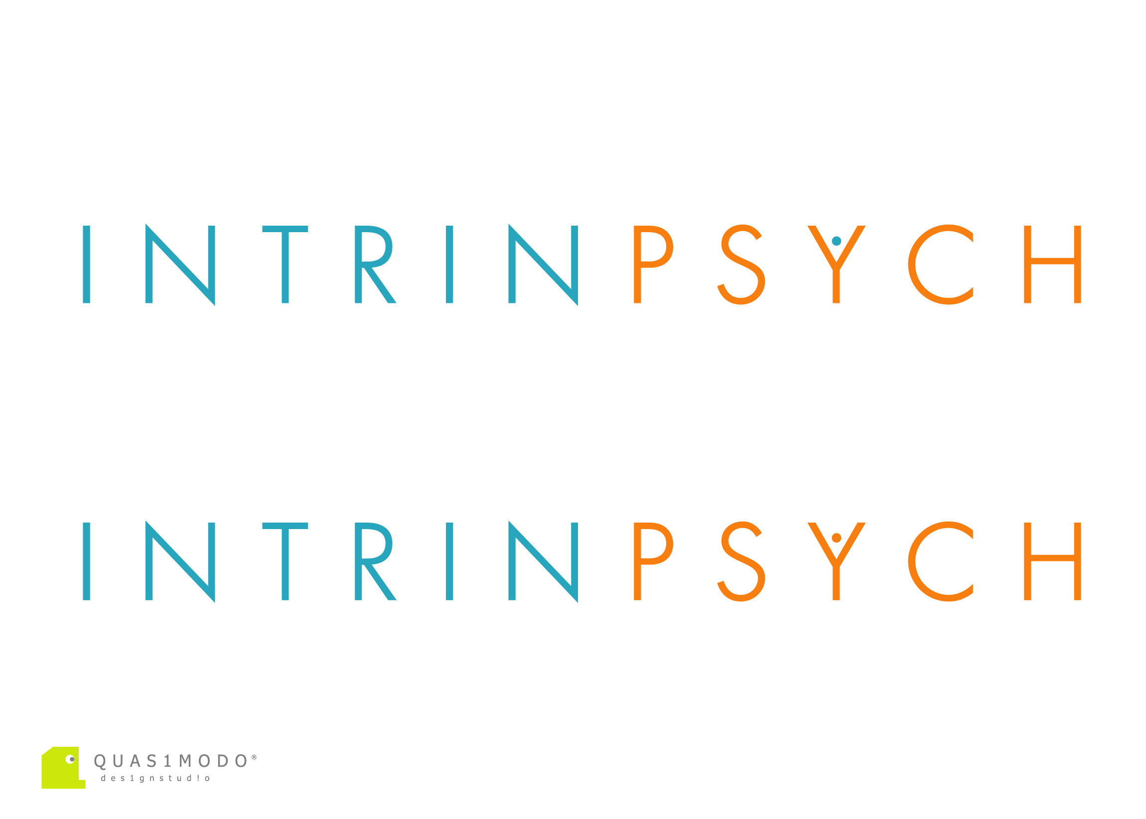 Logo Design by DIMITRIOS PAPADOPOULOS - Entry No. 172 in the Logo Design Contest New Logo Design for IntrinPsych.